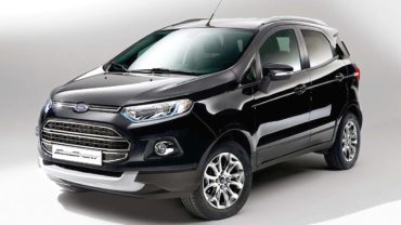 Ford EcoSport will slot in before the Escape: