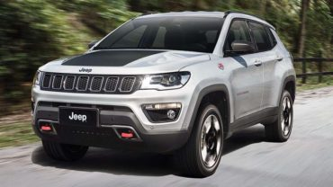 New Compass points the way for smaller Jeep: