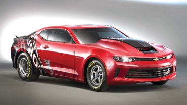 New Camaros that you can't legally drive on the road: