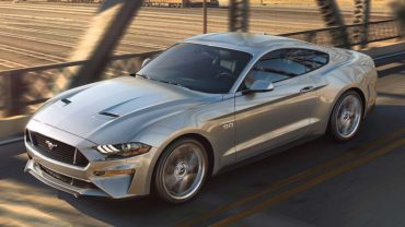 The 2018 Mustang will get a subtle makeover: