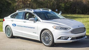 Self-driving Ford Fusion closer to reality: