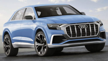 Big plug-in Audi SUV has 621-mile range: