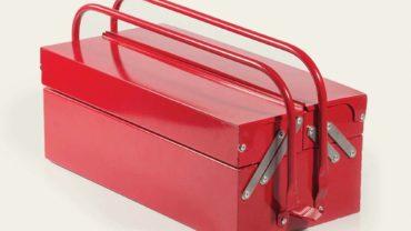 Smokin' hot tool box is actually a barbecue