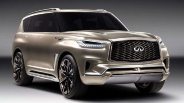 The new 2018 Infiniti QX80 is not quite as new as it looks: