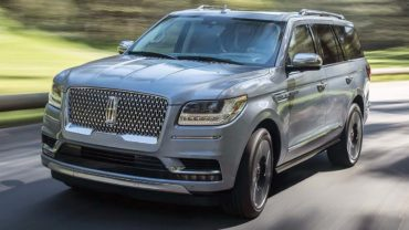 The next Lincoln Navigator will comes with a ride service: