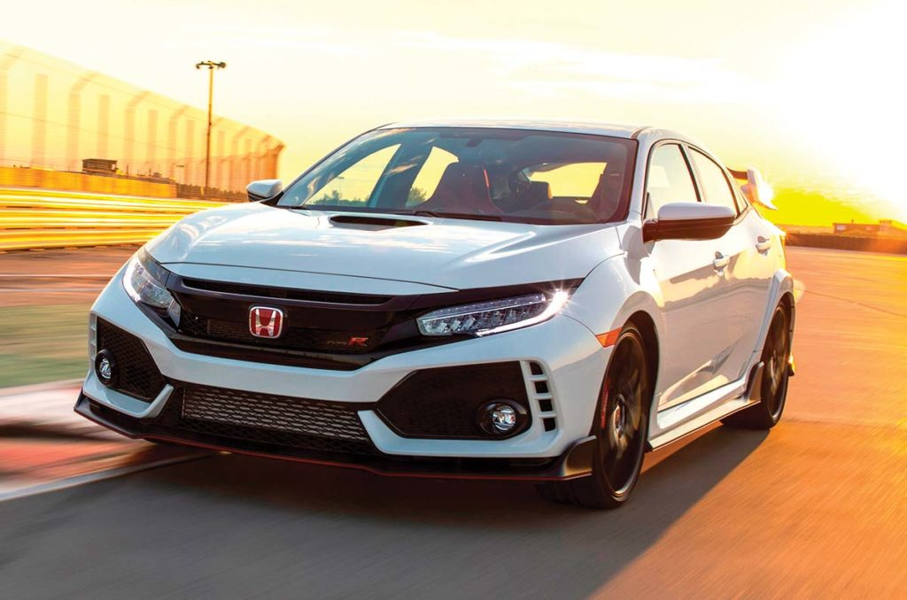 more power and awd rumored for civic type r the octane. Black Bedroom Furniture Sets. Home Design Ideas