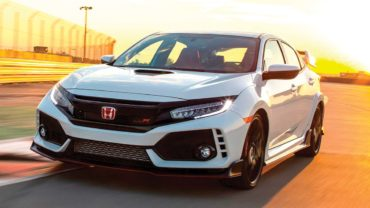More power and AWD rumored for Civic Type R: