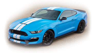 Ford brings back the GT500: