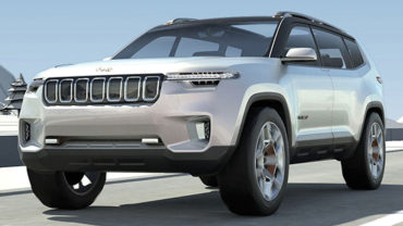 Does the Yuntu foreshadow a new Jeep model?