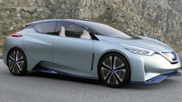 An electric-powered utility vehicle? It makes sense: