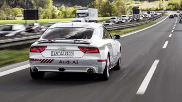 Audi explores artificial intelligence for cars: