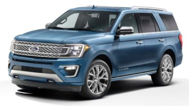 Ford embarks on a new Expedition: