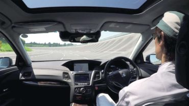 Honda sets self-driving goal for 2025: