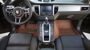 Fancy matts for fancier cars