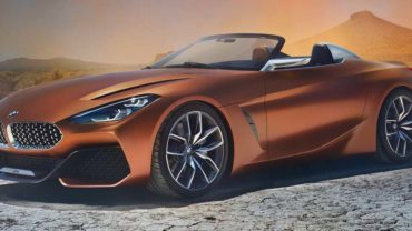 BMW's revived sports car nears completion: