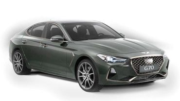 Genesis puts another sedan, the G70, in play: