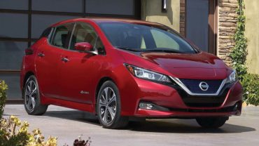 The second-generation Leaf is a significant leap for Nissan:
