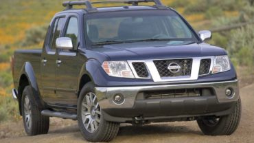 Nissan heads to a new Frontier: