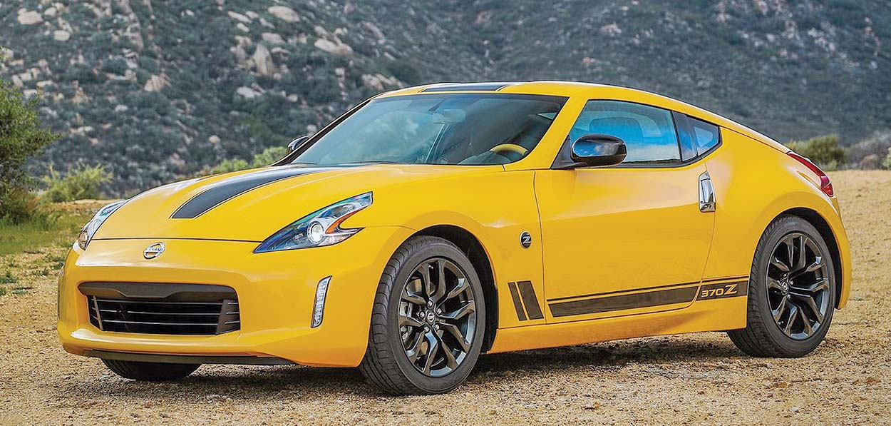 Is it curtains for Nissan's Z-car? | The Octane Lounge
