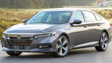 The 2018 Honda Accord is love at first drive: