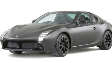 Toyota's latest sports-car tease: