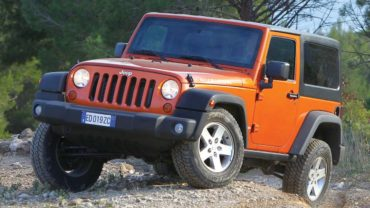 More details emerging about the next-generation Jeep: