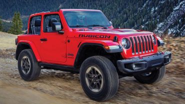 The new 2018 Jeep Wrangler remains true to form: