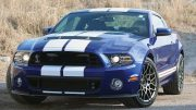 The Shelby GT500 is returning: