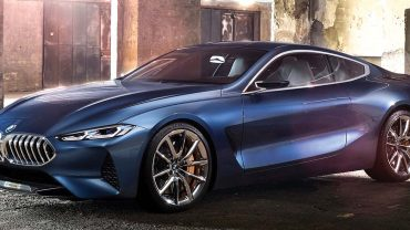 The New BMW 8 series will stay true to the concept:
