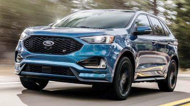 Ford Prepares An Edgier Edge