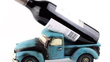 Pickup some wine