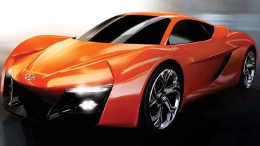 Hyundai considers a sports car: