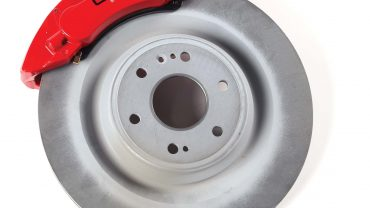 Brembo, what's stopping you?