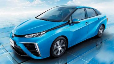 Toyota, long a proponent of hydrogen power, loads up on battery-electric vehicles: