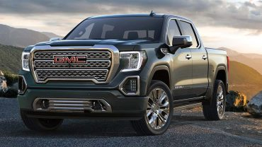 The GMC Sierra will be completely new for 2019: