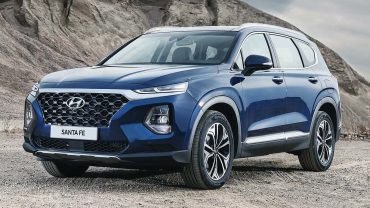 Hyundai reveals a new Santa Fe with an even larger utility vehicle to follow: