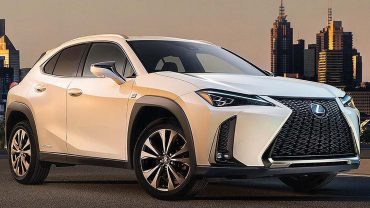 New Lexus utility model embodies tiny luxury: