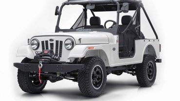 Own a Willys clone