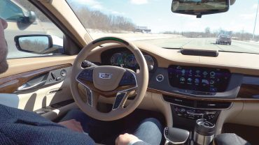 Cadillac line gets Super Cruise ahead of other GM brands:
