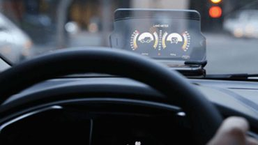 Head-up display for all