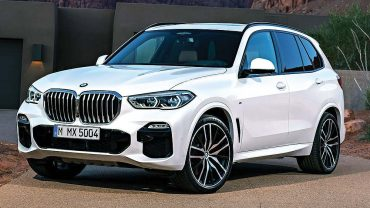 New BMW X5 is about to hit the streets: