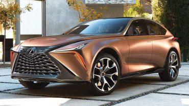 New Lexus is in the 'Q':