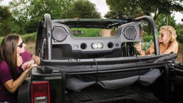 Better sounds for your Jeep