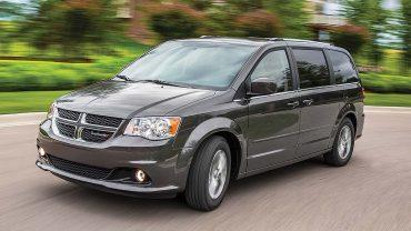 How much longer will the Dodge Grand Caravan stick around?