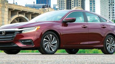 Some insight on the new Honda Insight: