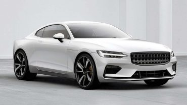 Volvo's new lightweight supercar: