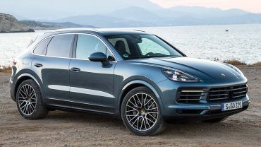 Porsche intends to make a Cayenne coupe: