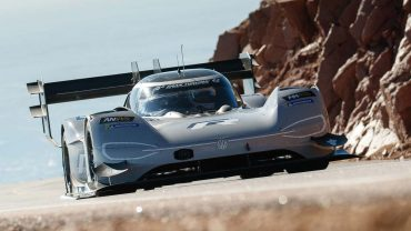 Electric VW obliterates Pikes Peak record: