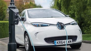Street-light grid could solve urban EV-charging issues:
