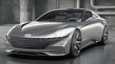 Hyundai is composing a new Sonata: